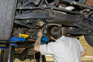 Doc's Auto Repair, Inc. in the Texas Hill Country can handle all your car engine repair requirements.
