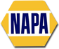 Authorized NAPA repair facility.